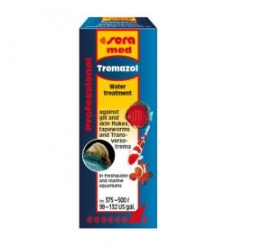 Sera® Med Professional Tremazol /препарат за лечение на червеи паразитиращи по рибките/-25мл