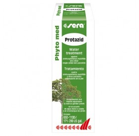 Sera® Phyto med Protazid /препарат за лечение при Ихтиофтириус (бели точки) и други едноклетъчни паразити/-100мл
