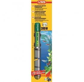 Sera® Heater 200W /нагревател за аквариуми от 100 до 250л/-200W