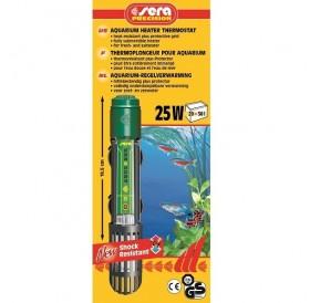 Sera® Heater 25W /нагревател за аквариуми от 20 до 30л/-25W
