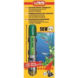 Sera® Heater 50W /нагревател за аквариуми от 30 до 50л/-50W