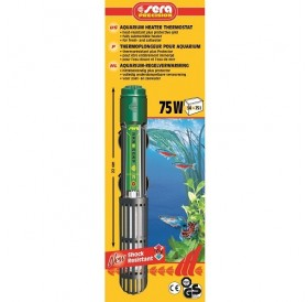 Sera® Heater 75W /нагревател за аквариуми от 50 до 75л/-75W