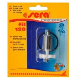 Sera® Impeller with O-ring for Sera Fil 120 /ротор и уплътнение за вътрешен филтър на Sera модел Fil 120/