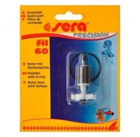 Sera® Impeller with O-ring for Sera Fil 60 /ротор и уплътнение за вътрешен филтър на Sera модел Fil 60/