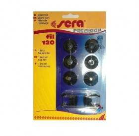 Sera® Suction Cups for Sera Fil 120 /комплект резервни вакумчета за вътрешен филтър на Sera модел Fil 120/