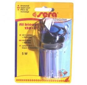 Sera® UV-C Lamp 5W for Sera Fil Bioactive 130 + UV /UV-C лампа за външен филтър на Sera модел Fil Bioactive 130 + UV/