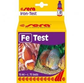 Sera® Fe Test /тест за измерване нивото на желязо (Fe)/-15мл