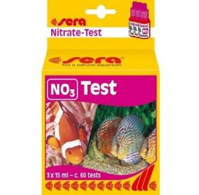 Sera® NO₃ Test /тест за измерване нивото на нитрати (NO₃)/-3x15мл