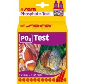 Sera® PO₄ Test /тест за измерване нивото на фосфати (PO₄)/-2x15мл