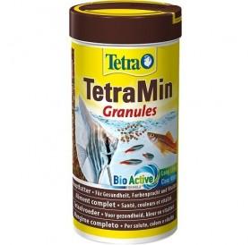 TetraMin Granules /основна храна за аквариумни рибки/-250мл