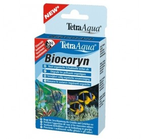Tetra Aqua Biocoryn /препарат засилващ разграждането на биологичните отпадъци/-24кап