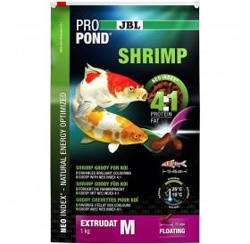 JBL ProPond Shrimp M /Лакомство На Гранули За Езерни Рибки/-3л