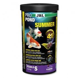 JBL ProPond® Summer S /храна на гранули за малки езерни рибки през летния сезон/-12л