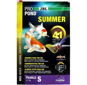 JBL ProPond Summer S /Храна На Гранули За Малки Езерни Рибки През Летния Сезон/-12л