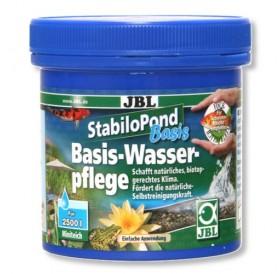 JBL StabiloPond Basis /препарат за стабилизиране на KH , GH и pH в езерото/-250гр