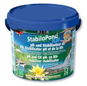 JBL StabiloPond KH /препарат за стабилизиране на рН ,като увеличава KH/-250гр