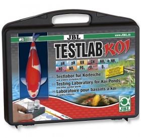 JBL Testlab Koi /тестов комплект за анализ на различни показатели в езерна вода/