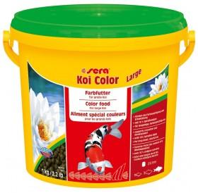 Sera Koi Color Large /Оцветяваща Храна За Кои/-3,8л