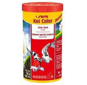 Sera Koi Color Medium /оцветяваща храна за жизнени Кои/-1л
