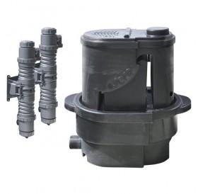Sera Koi Professional 24000 Pond Filter + 2 UV-C-Systems 55W /езерен филтър с 2 UV-C системи за пречистване/
