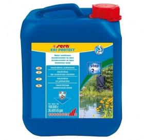 Sera Koi Protect /оптимална защита за Кои и други студеноводни рибки/-5л