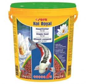 Sera Koi Royal Мedium /основна храна за Кои/-21л