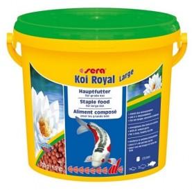 Sera Koi Royal Large /основна храна за Кои/- 3,8л