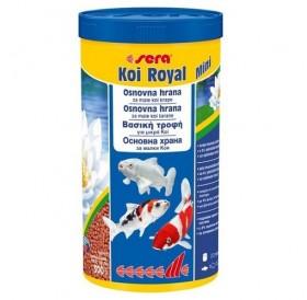 Sera Koi Royal Mini /основна храна за малки Кои/-1л
