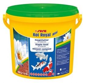 Sera Koi Royal Mini /основна храна за малки Кои/-3,8л