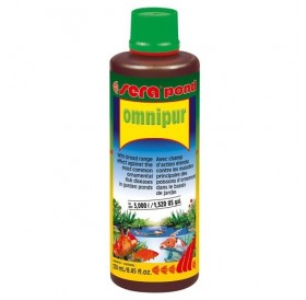 Sera Pond Оmnipur /широкоспектърен препарат/-250мл