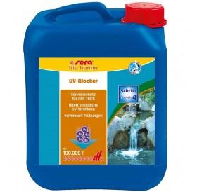Sera Pond Bio Humin /слънчева защита за езера/-5000мл