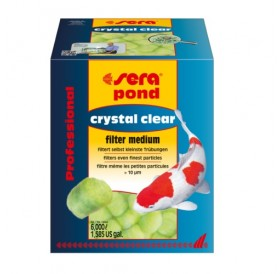 Sera Pond Crystal Clear Professional /високо ефективен филтърен материал за механична филтрация/-350гр