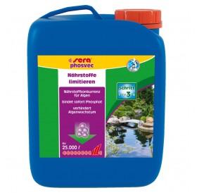 Sera® Pond Phosvec /защита срещу водорасли в езера/-2500мл