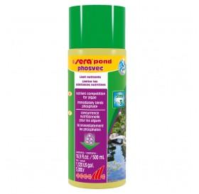Sera® Pond Phosvec /защита срещу водорасли в езера/-500мл