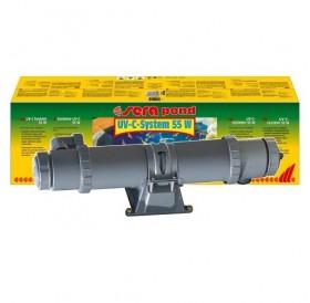 Sera Pond UV-C-System 55W /UV-C система за пречистване на езера морски и сладководни аквариуми/-55W