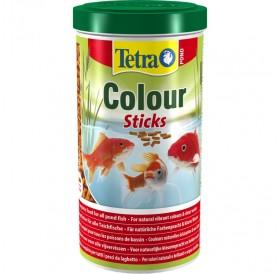 Tetra Pond Colour Sticks /Храна За Подсилване Цветовете На Езерните Рибки/-1л