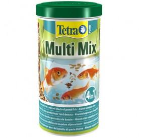 Tetra Pond Multi Mix /основна храна за езерни рибки/-1000мл