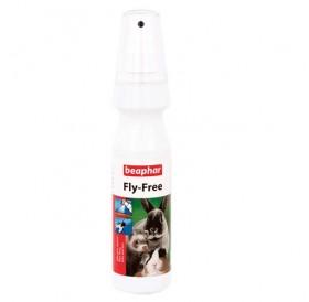 Beaphar Fly Free /противопаразитен спрей за дребни животни/-150мл