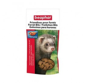 Beaphar Ferret Bits /малцови хапки за порче/-35гр