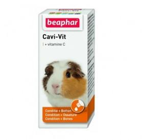 Beaphar Cavi-Vit /мултивитамини с допълнителен витамин С за морски свинчета/-20мл
