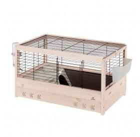 Ferplast Arena 80 /напълно оборудвана клетка за морско свинче/-82x52x45,5см