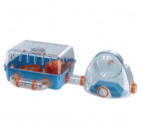 Ferplast Combi 2 /напълно оборудвана клетка за хамстери и мишки/-79,5x29,5x26,3см