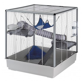 Ferplast Furet XL /напълно оборудвана клетка за порче/-80x75x86,5см