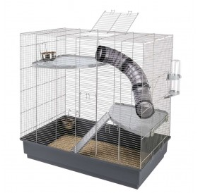 Ferplast Jenny /напълно оборудвана клетка за плъхове/-80x50x79,5см