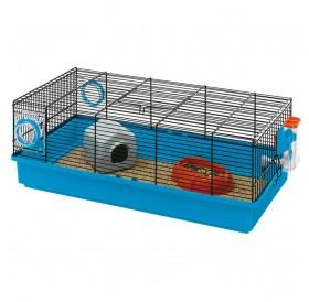 Ferplast Kora /напълно оборудвана клетка за хамстери и мишки/-58x31,5x20,5см