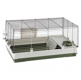 Ferplast Krolik Large /напълно оборудвана клетка за заек/-100x60x50см