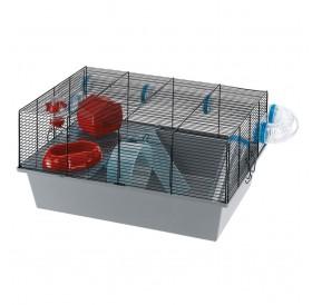 Ferplast Milos Large /напълно оборудвана клетка за хамстери/-58x38x30,5см