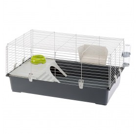 Ferplast Rabbit 100 /напълно оборудвана клетка за заек/-95x57x46см