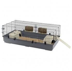 Ferplast Rabbit 140 /напълно оборудвана клетка за зайци/-140x71x51см