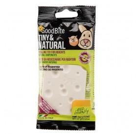 Ferplast GoodBite Tiny & Natural Cheese /сирене за дъвчене от царевично нишесте/-1бр